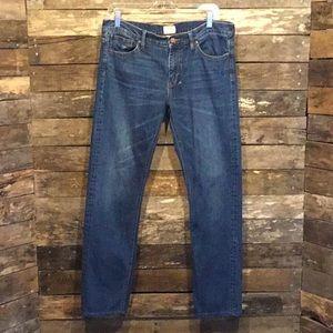 J. Crew Japanese Selvedge Wash Matchstick Jeans